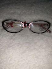 Lulu Guinness Purple Eyeglass Frames 52-15-135