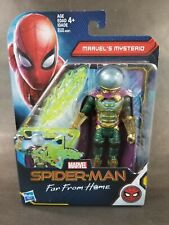 Marvel Legends Spider-Man Far From Home Basic Mysterio Action Figure