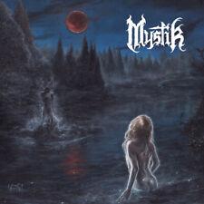 MYSTIK - Same (NEW*SWE SPEED METAL*LIM.666 BLACK VINYL*FEMALE FRONTED*ACID)