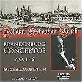 Johann Sebastian Bach - J.S. Bach: Brandenburg Concertos No. 1-6 (2004)