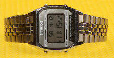 from 1989 Men's SEIKO A904-5199 Digital LCD Chronograph Alarm Watch <WORK WELL>