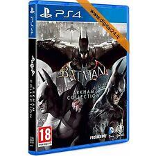 Batman Arkham Collection Trilogy (PS4) - PlayStation 4