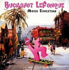 Buckshot Lefonque - Music Evolution [CD]