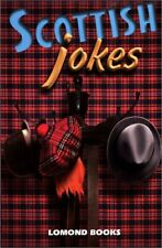 Scottish Jokes (Lomond) By JIM BARKER (ILLUSTRATOR) CHRIS FINDLATER