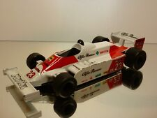 POLISTIL SN52 ALFA ROMEO 179 #23 - MOTTA F1 WHITE 1:23 - GOOD CONDITION