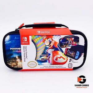 Officially Licensed Nintendo Switch Mario Kart 8 Deluxe Carrying Case