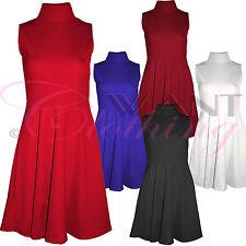 Unbranded Plus Size Short/Mini Sleeveless Dresses for Women