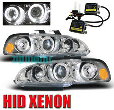 92-95 HONDA CIVIC 2/3DR HALO PROJECTOR HEADLIGHT+HID XENON 93 94 HATCHBACK COUPE