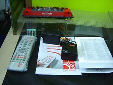 "Piko HO Digitale E-Lok BR189 Railion + Digital Controler + Zubehör ""Neu""(020W)"