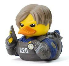 Resident Evil Leon S Kennedy TUBBZ Rubber Ducky Duck Figure