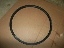 USED  GE DISHWASHER SUMP GASKET RUBBER WD08X22758 FROM  MODEL GDT655SMJ2ES