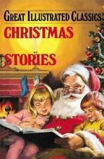 Great Illustrated Classics Christmas Stories by Joshua E. Hanft Brand NEW