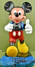 MICKEY MOUSE BACKPACK TELEPHONE–Retro/Vintage/Highly Collectable-GOOD CONDITION!