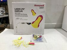 Lot Of 25 Ll30 Howard Leight Laser Lite Ear Plugs Corded With Cord Nrr 32