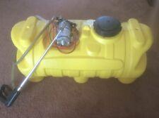 Quad Boss 25 Gallon Spot Sprayer Atv
