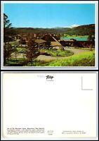 NEW MEXIO Postcard- Mescalero, Inn Of The Mountain Gods A21