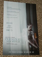 Personal Shopper 11x17 Promo Movie POSTER Kristen Stewart