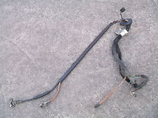 VAUXHALL CORSA C 1.0 BATTERY WIRING HARNESS - Z10XE engine 2000-2004 - A6F
