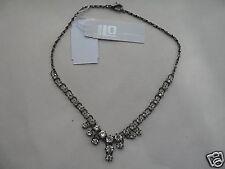J Lo by Jennifer Lopez New Choker Necklace Costume Jewelry Nwt Small