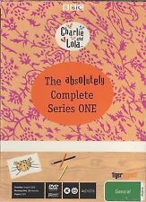 Charlie And Lola The Absolute Complete Series One 1 DVD