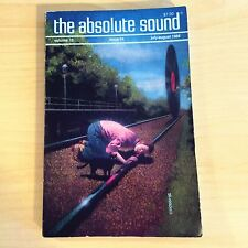 The Absolute Sound Issue Volume 13 Number 54, 1988 TAS Stax Lambda Pro Tube