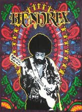 Tapestry Jimi Hendrix Poster Flag Banner Fabric Cloth New Wall Vintage Rock