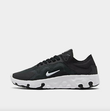 Nike Renew Lucent Running Shoes Womens Size 8 Black White Bq4152 002 - New!