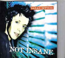 Sarah Bettens-Not Insane cd single