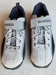 SHIMANO MT-40 Cycling Shoes, 10.5 US, 45 EU, touring, mountain or gravel,