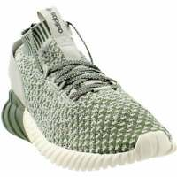 adidas Tubular Doom Sock Primeknit Sneakers Casual   Sneakers Green Mens - Size
