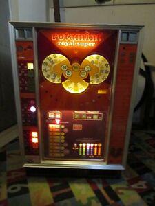 Geldspielautomat Rotamint Royal Super Spielautomat selten