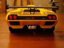 1/18 Lamborghini Diablo GTR 6.0 Litre V12 Coupe 2000 Rare