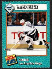 1989 Sports Illustrated For Kids, Insert #19, Kings' Wayne Gretzky, Mint...