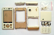 White fascia housing facia faceplate case cover for Sony Ericsson W910i w910
