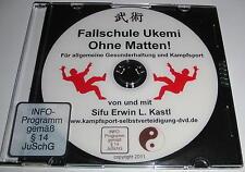 DVD  Survival Fallschule ohne Matten für Selbstverteidigung und Überleben Ukemi