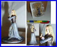 LOTR Lead METAL Figure EOWIN From DE AGOSTINI ITALY Lord Rings