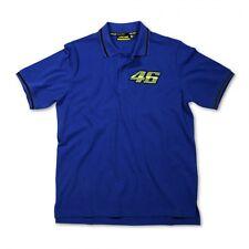 New Official Valentino Rossi VR46 Polo Blue  -   VRMPO 107516