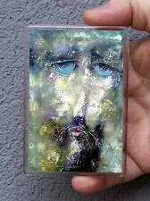 blaue Augen/Kühlschrank oder Office Magnet/Kunstdrucke:95x65mm.Hahonin