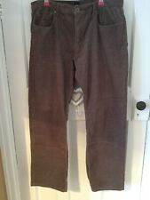 "GAP corduroy trousers 34""x30"""