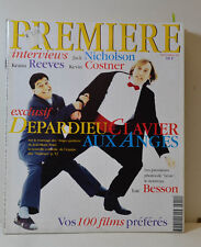 PREMIERE MAGAZINE 9/94 KEVIN COSTNER - JACK NICHOLSON - KEANU REEVES  (P75)