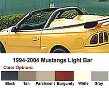MUSTANG Convertible Light Bar, w 3rd L.E.D. Brake Light,1994 - 04