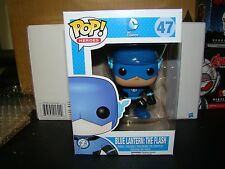 FUNKO POP DC COMICS BLUE LANTERN THE FLASH EXCLUSIVE VHTF--IN HAND