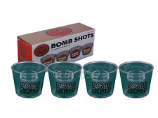 Global Gizmos Bombs Away Plastic Party Shot Cups