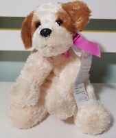 THINK PINK KIM WALTERS PUPPY DOG PLUSH TOY! SOFT TOY 15CM TEDDY AND FRIENDS!