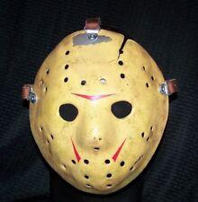 Friday the 13th Part VIII 8 Jason Takes Manhattan Kane Hodder Hockey Mask