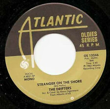 THE DRIFTERS - Stranger On The Shore  7""