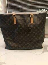 Louis Vuitton GM XL Tote Sac Handbag EUC