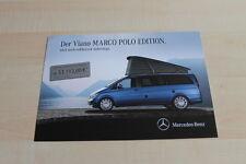 139511) Mercedes Viano - Westfalia Marco Polo Edition - Prospekt 04/2012