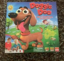 "Goliath Games ""Doggie Doo"" Game (NIB) Box ZZ"