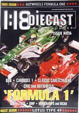 1:18 Diecast Downunder #6 Biante Classic Plymouth Ferrari Lamborghini Camaro CMC